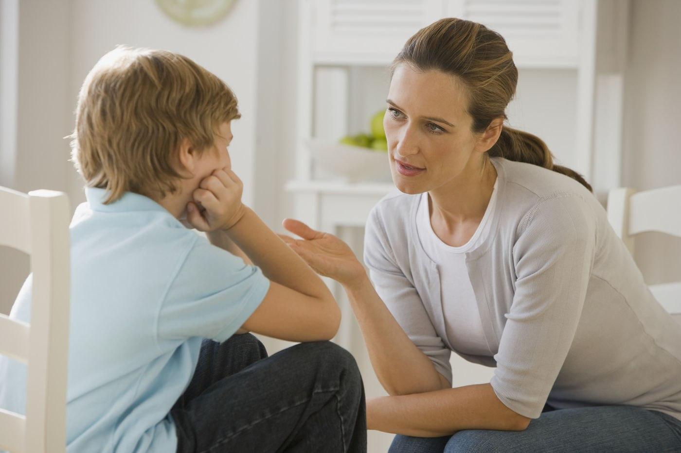 Почему ребенок говорит часто мама я тебя люблю