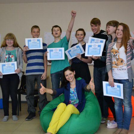 Проект GROW: тренинги для детей и подростков