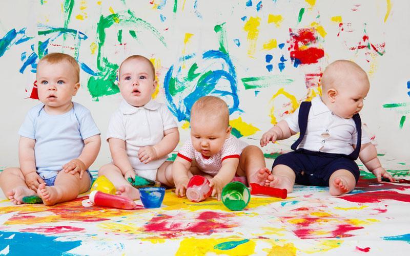 Группа раннего развития «Мама+малыш» 1+