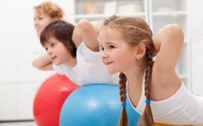 АФК для детей 4+ (Адаптивная физическая культура)