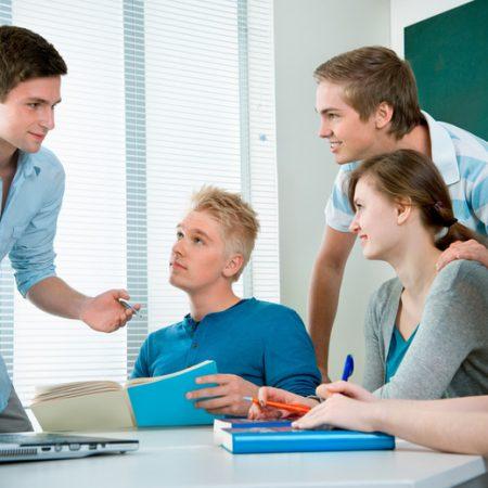Интенсив в каникулы «Лидерство и связи» 12-17 лет