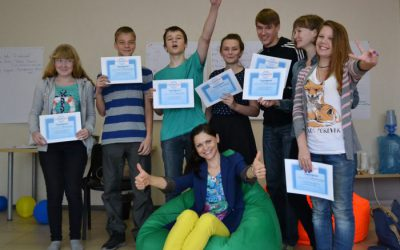 Проект GROW: тренинги развития эмоционального интеллекта для детей и подростков в Екатеринбурге