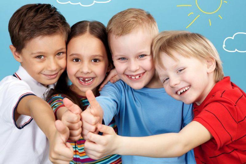 Эмоциональный интеллект для детей 4-6 лет