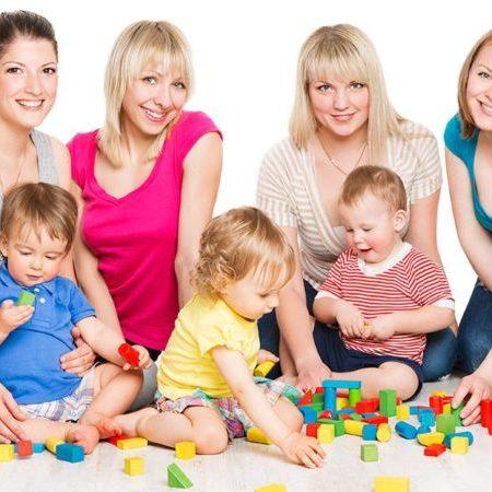 Мама и малыш 1-2 года, группа развития